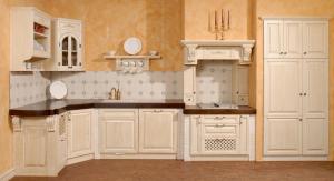 Mešani stili združeni v eno v kuhinji Rustika Masiva d.o.o.