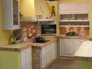 Znižano kuhališče za lažje delo v kuhinji
