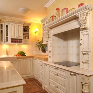 Kuhinja Luxury marmor