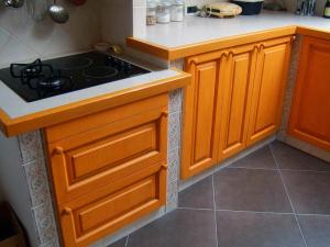 Barva sonca v kuhinji Rustika Masiva d.o.o.