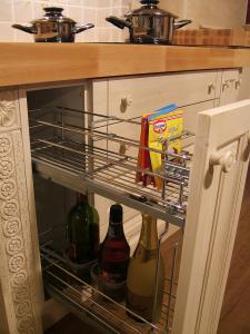 Izvlečne kolone so nepogrešljive v kuhinji