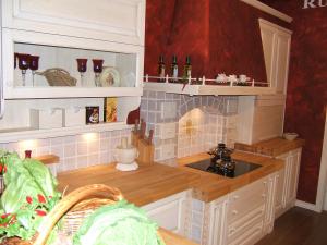 Kuhinja je praktična in preprosta za vzdrževanje Rustika Masiva d.o.o.